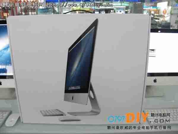 一体机时尚电脑亿客隆彩票网站苹果 新iMac售价9698