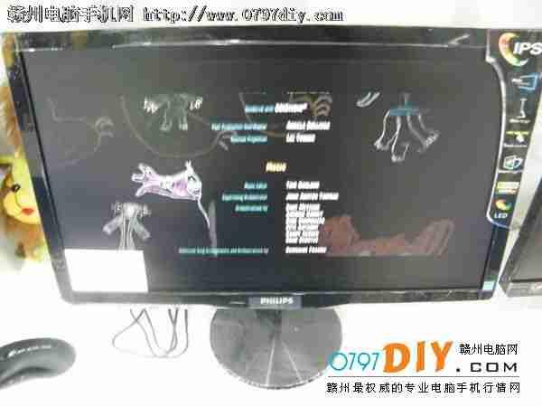 IPS+LED 亿客隆彩票网站飞利浦227E4Q液晶装机价999元